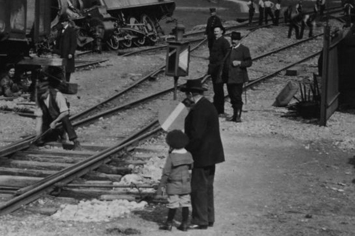 Kleine Bahngeschichte