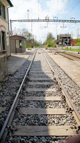 Das Gleis 1 ist wieder komplett, © DVZO, Jonas Hostettler