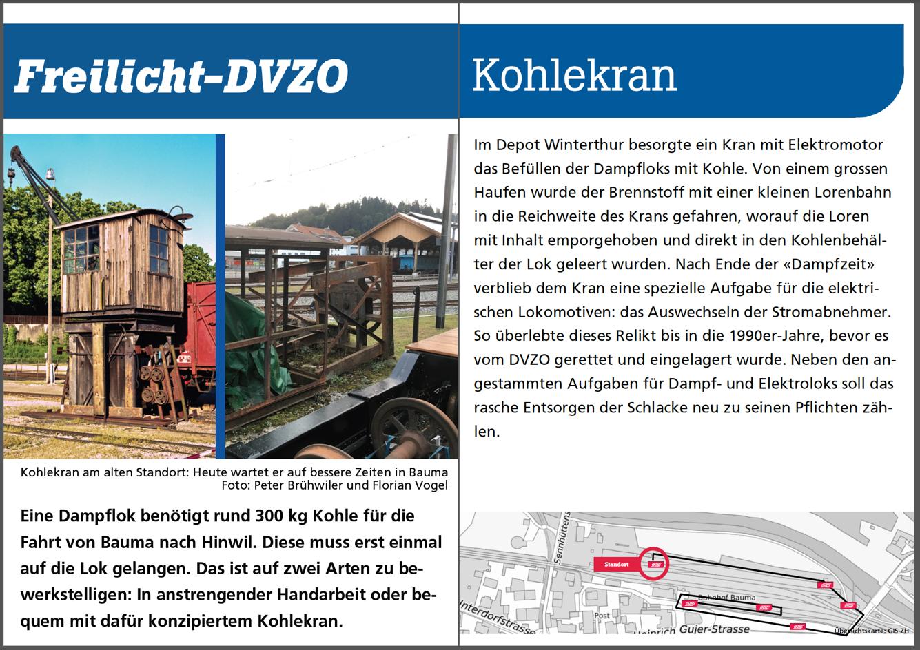 Kohlekran ex Winterthur