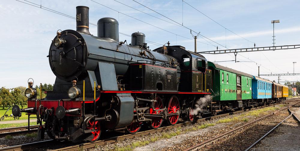 Amor Express mit Lokomotive BT9