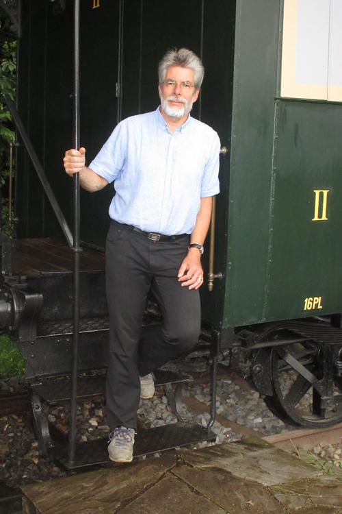 Vice-Präsident Stefan Bühler