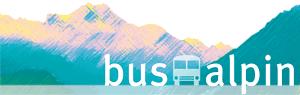 Bus alpin