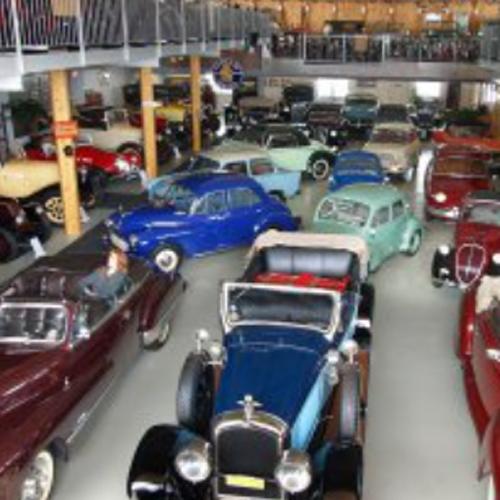 Fahrzeugmuseum Bäretswil