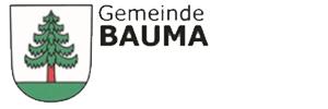 Gemeindewappen Bauma
