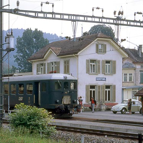 Bahnhof Bäretswil