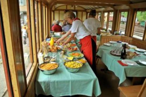Gastronomie Extrafahrt