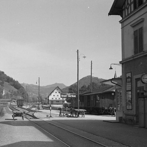 Geschichte der Uerikon-Bauma Bahn