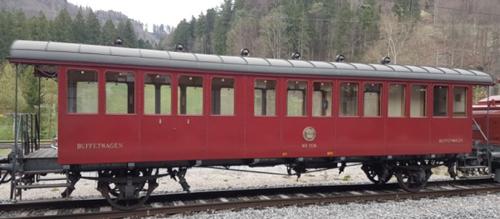 Buffetwagen WR109