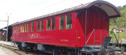 Buffetwagen WR151