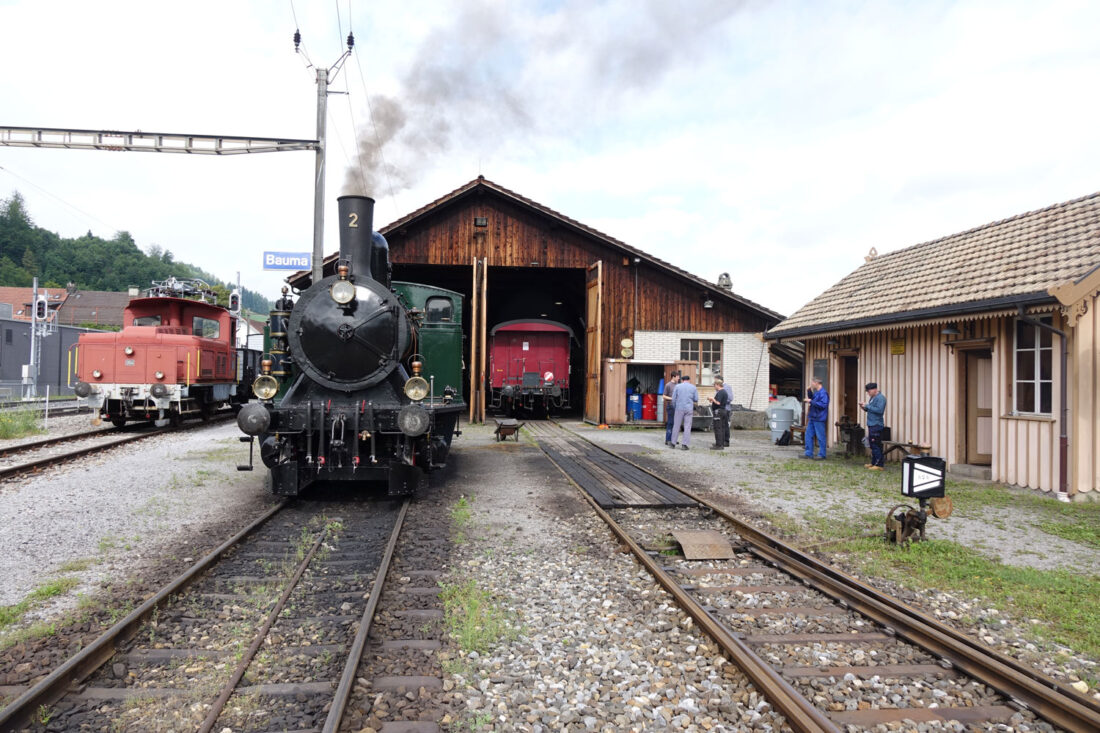 DVZO Depot Bauma