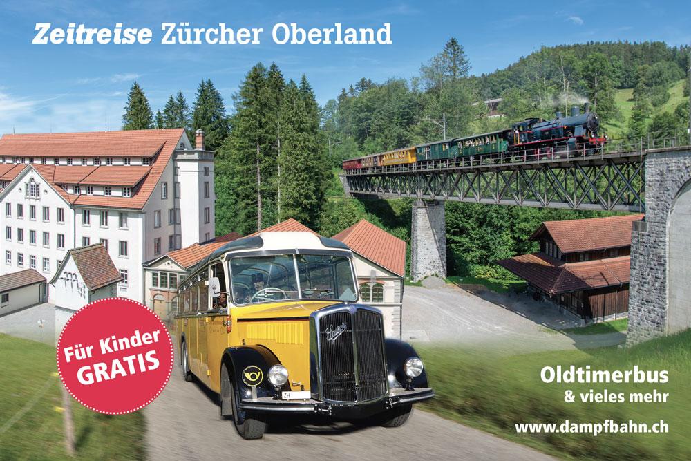 Zeitreise Zürcher Oberland