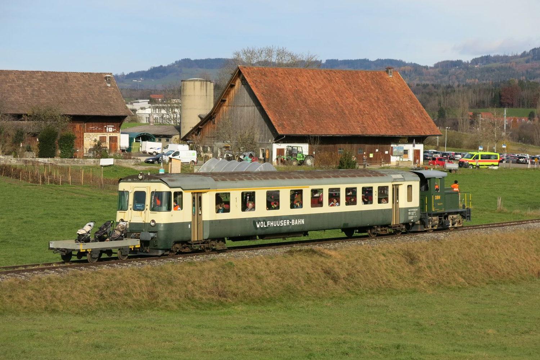 Wolfhuuser Bahn