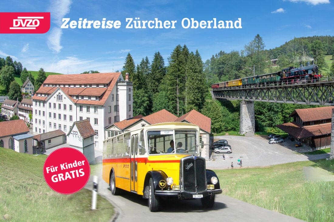 Zeitreise Zürcher Oberland 2021